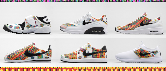 FOR THE LADIES: Nike x Liberty SS/15 Collection