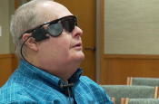 Blind Man Finally Sees Wife After a Decade