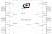 NCAA Selection Sunday - Get Ready to Fill Out Your Brackets