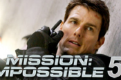 Mission Impossible 5 Trailer..... Looks Good!