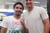 Pacquiao counters Mayweather/Beiber with Tim Tebow