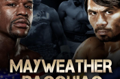 Mayweather/Pacquiao on Pay-Per View for up to $99.95