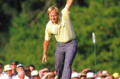 18-Time Major Golf Champion Jack Nicklaus, 75, Sink Hole-In-One