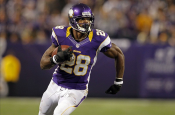 Adrian Peterson Officially Reinstated Friday by NFL