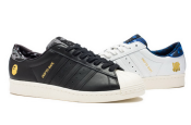 NEW RELEASE: UNDEFEATED x BAPE x adidas Consortium