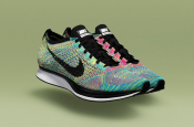 "COMING SOON: Nike Flyknit Racer ""Multicolor"""