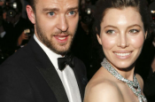 Justin Timberlake Posts First Photo Of Baby Silas with Jessica Biel