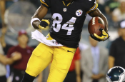 Pittsburgh Steelers Star Receiver Antonio Brown to Skip Workouts