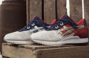 "NEW RELEASE: Concepts x Asics Gel Lyte III ""25th Anniversary"""