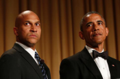 President Obama at White House Correspondents' Dinner Just Says F#ck It?