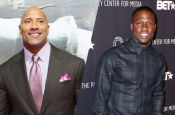 Dwayne Johnson and Kevin Hart Team Up for New Movie
