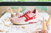 "NEW RELEASE: Saucony G9 Shadow 5000 ""Vanilla Strawberry"""