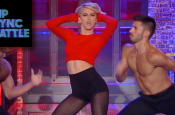 Lip Sync Battle Julianne Hough's I Just Had Sex vs. Derek Hough's Chandelier
