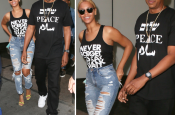 Jay Z Bailing Out Arrested Protesters?