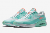 "FOR THE LADIES: Nike WMNS Air Max 90 Ultra BR ""Light Retro / Lava Glow"""