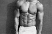 Mark Wahlberg Calvin Klein Shirtless Throwback Picture Posted on Facebook