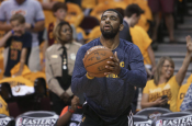Kyrie Irving Instagrams Season-Ending Injury