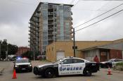 Dallas Police Headquarters Shooting