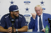 Dallas Cowboys Rookie Put on Blast by Escort!