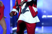 Diddy Takes Fall at the BET Awards