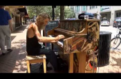 Homeless Piano Man Has Gone Viral