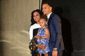 Steph Curry Shares First Picture of Newest Family Addition