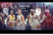 NBA All-Star Weekend in NYC. Kevin Hart & Lebron James headline the star-studded event.