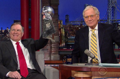 Bill Belichick Answers Questions About Deflate Gate on Letterman Show