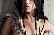 Zoe Kravitz Poses for GQ Magazine