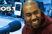 Kanye West Strikes Back About Amber Rose Interview On The Breakfast Club Show!