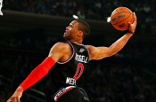 Russell Westbrook Sets Record at NBA All-Star Game