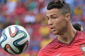 Cristiano Ronaldo surprises a kid in Madrid